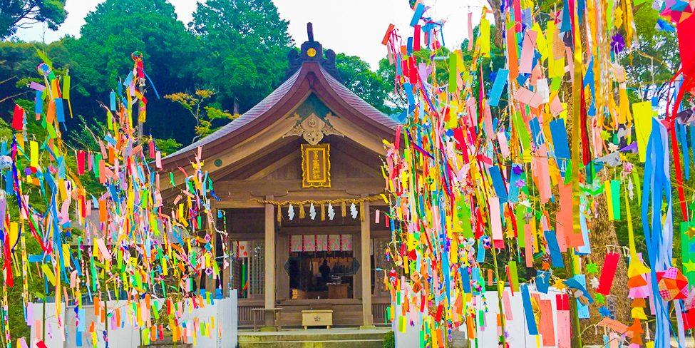 宝満宮竈門神社1